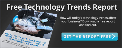 Get your free copy of our Technology Trends Report!