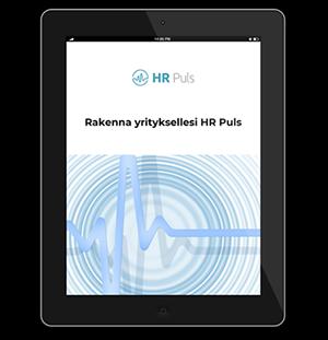 Rakenna yritykselle HR Puls