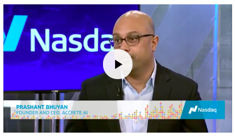 Nasdaq Interview with Accrete