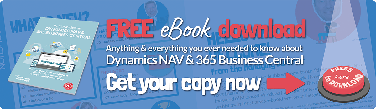 Free eBook for everything and anything Dynamics NAV and Dynamics 365 Business Central