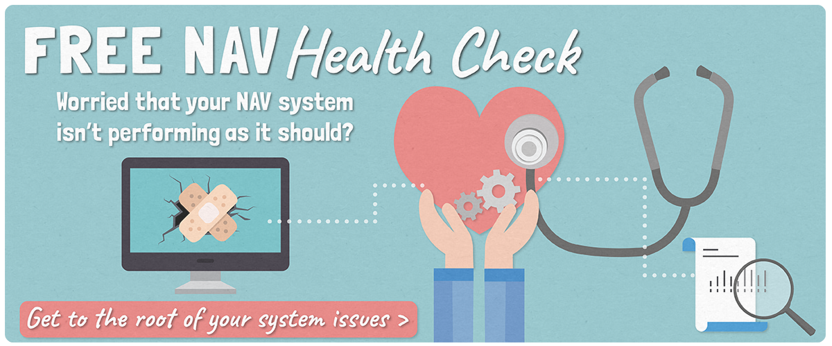 Dynamics NAV Health Check Call To Action Image