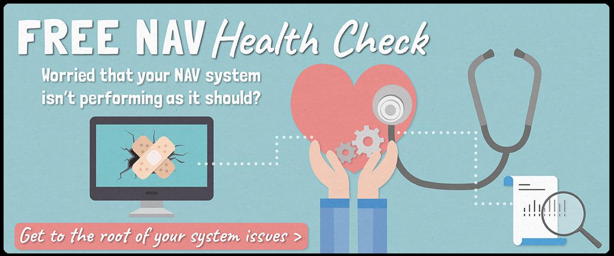 Dynamics NAV Health Check Call To Action Image