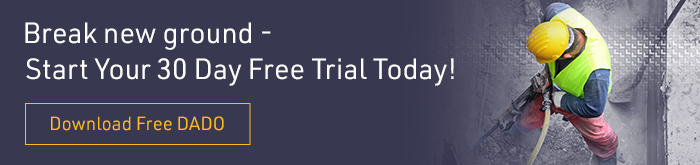 Start Your 30 Day Free Trial of DADO Today!