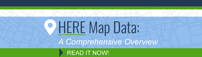 HERE Map Data Guide