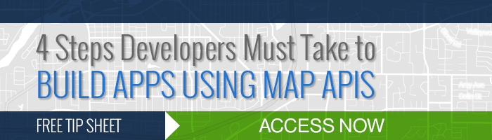 Build Apps Using Map APIs