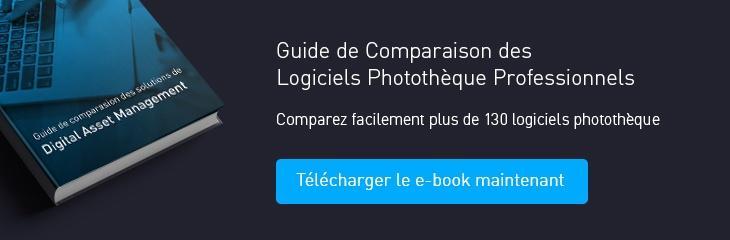 logiciel photothèque professionnel comparaison