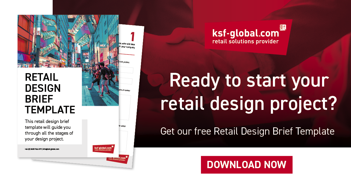 Download Your Free Retail Design Brief Template