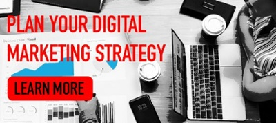 people planning a digital marketing strategy