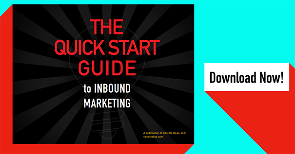 The Quick Start Guide to Inbound Marketing