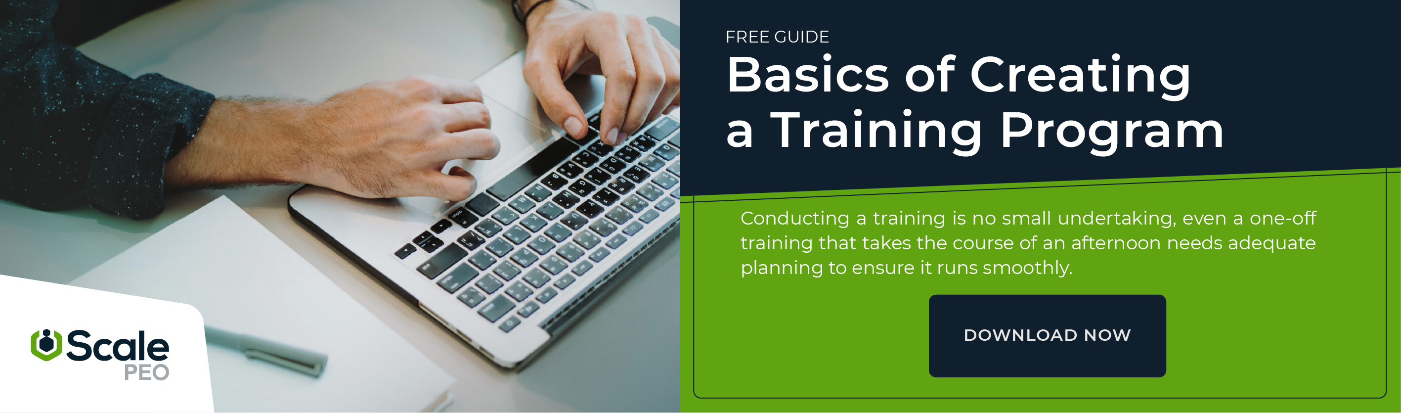 basics of creating a training program guide download