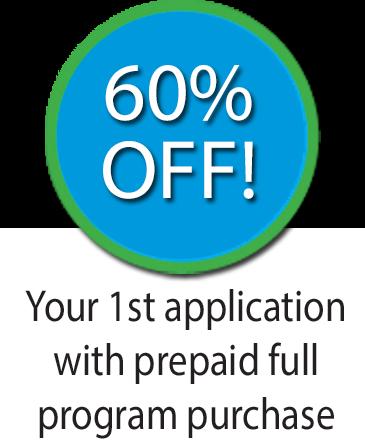Kelowna 1st Application Offer 60