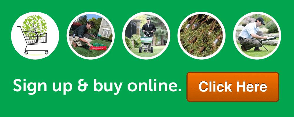 Nutri-Lawn Buy Online Banner CTA