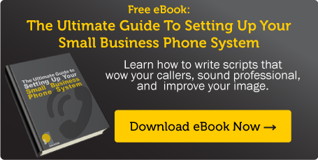 Download the Ultimate Guide to Setting Up Your Small Business Phone Guide!