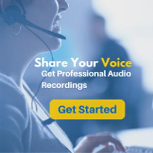 Professional Recordings