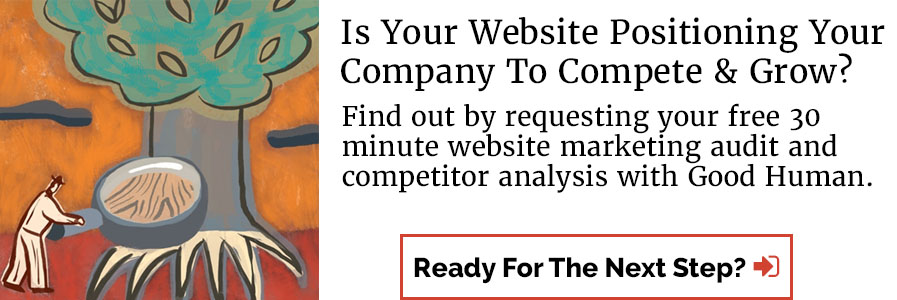 Website Audit & Competitor Analysis