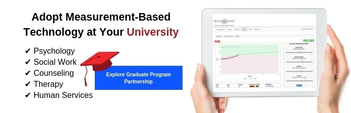 Therapy Graduate Programs Partnerships | University Discount | Better Outcomes Now