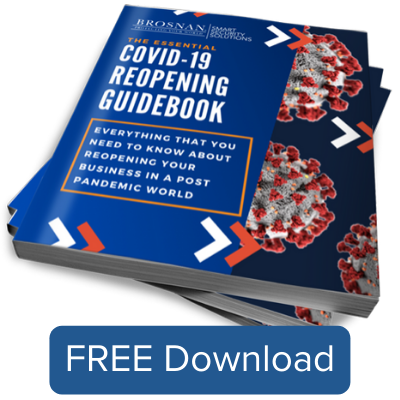 FREE Download: Brosnan's Essential COVID-19 Reopening Guidelines