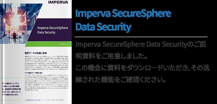Imperva SecureSphere Data Security