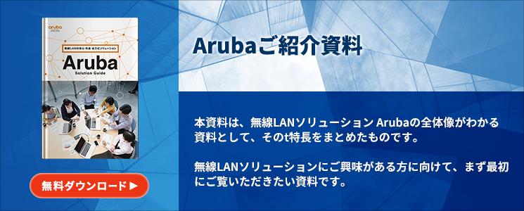 Aruba ご紹介資料