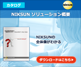 NIKSUN ソリューション概要