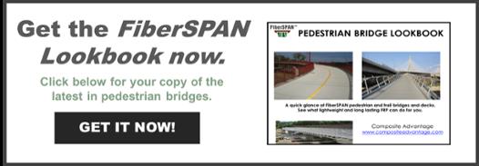 FiberSPAN Pedestrian Bridges