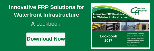 Innovative FRP Solutions for Waterfront Infrastructure