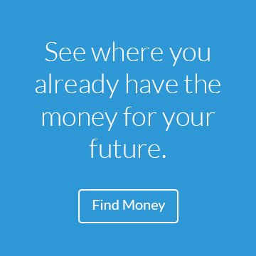 See where you already have the money for your future.