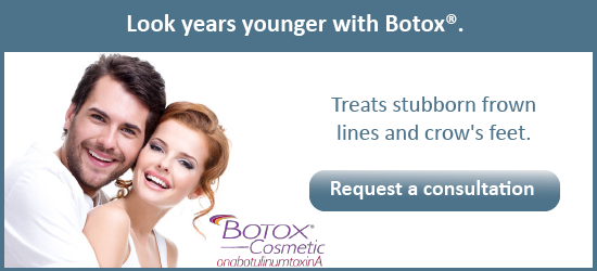 Look years younger with Botox.