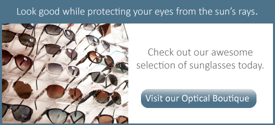 Check out our selection of sunglasses today!