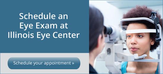 Schedule An Eye Exam