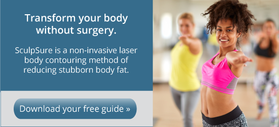 Transform your body without surgery. SculpSure, is a non-invasive laser body contouring method of reducing stubborn body fat. Learn more