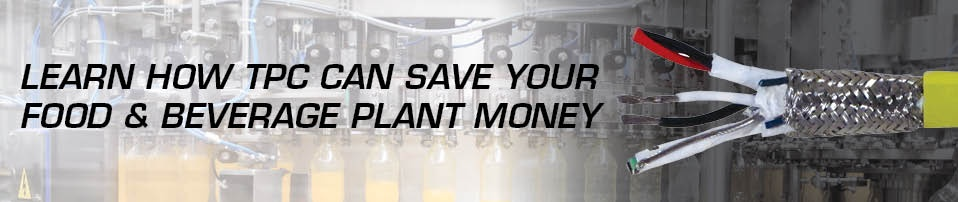 Learn how TPC can save your food and beverage plant money