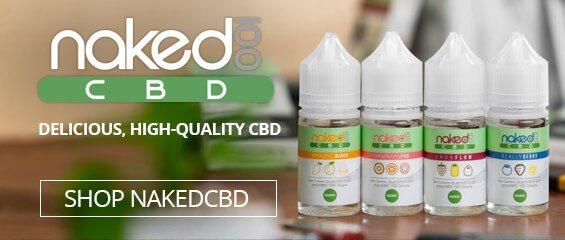 Delicious, high-quality CBD. - Buy Naked 100 CBD