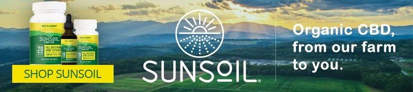 Sunsoil - Organic CBD, for our farm to you. - Shop Sunsoil
