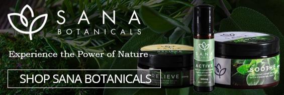 Sana Botanicals CBD
