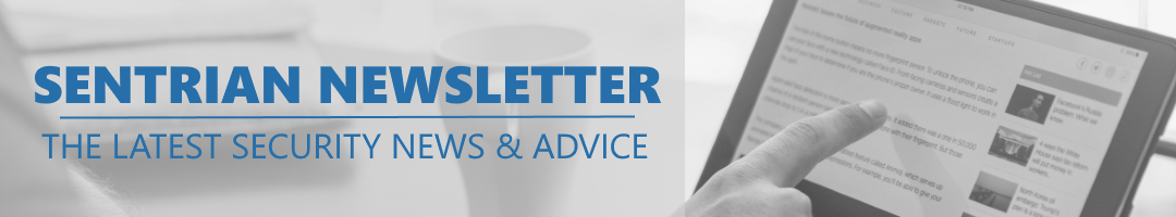 Subscribe to the Sentrian Newsletter for the latest security news and expert advice.
