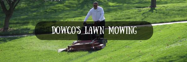 Dowco Lawn Mowing