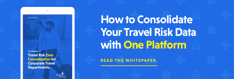 How to Consolidate Your Travel Risk Data with One Platform