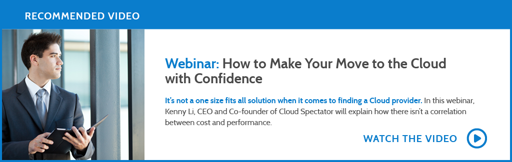 On Demand Webinar: How to move to the Cloud with confidence