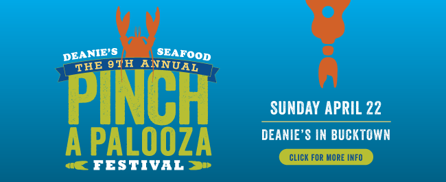 Pinch A Palooza Crawfish Festival New Orleans