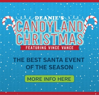 Candyland Christmas with Vince Vance