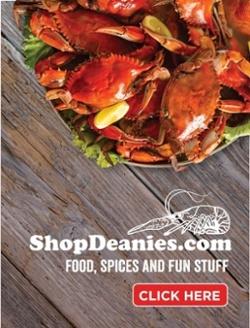 Deanies Seafood ships Louisiana seafood Shopdeanies.com