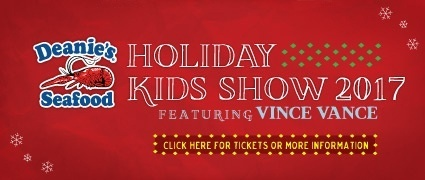Click to Buy Tickets to Deanie's Holiday Kids Show 2017