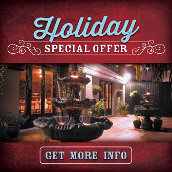 Deanies Seafood Holiday Private Party Special Offer 2016