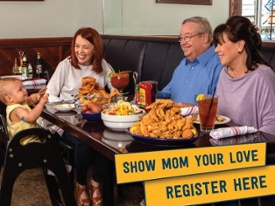 Deanie's Seafood Mothers Day Contest
