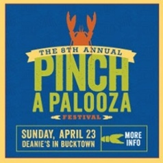 Pinch A Palooza Crawfish Festival Crawfish Eating Contest Celebrate Louisiana Crawfish Month