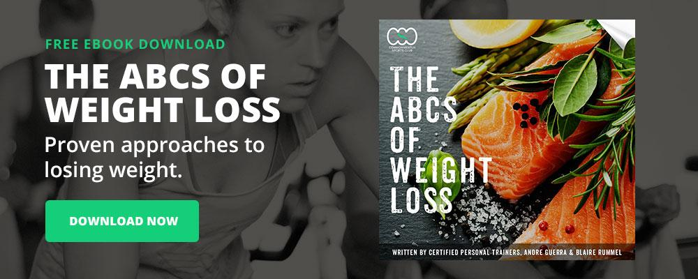 ABC's of Weight loss