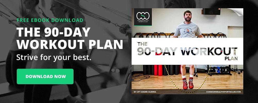 90-Day Workout Plan