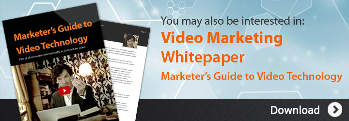 Video Marketing Whitepaper