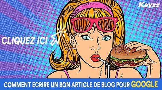 Article : Comment rédiger un bon article de blog ?